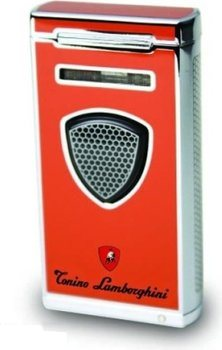 Briquet Lamborghini 'Pergusa' Orange