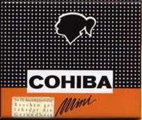 Cohiba Mini - Zigarillos