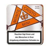 Montecristo Mini Aroma - Zigarillos mit Aroma und Filter