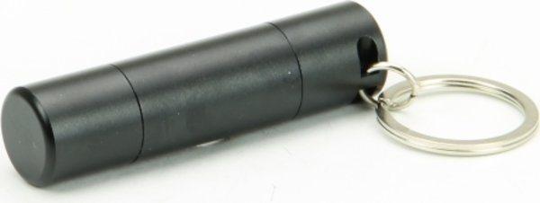 Adorini dubbele sigaren punch - Messen vervaardigd in Solingen (Duitsland) - zwart