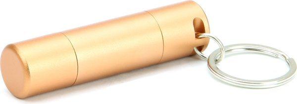 Adorini dubbele sigaren punch - Messen vervaardigd in Solingen (Duitsland) - koper