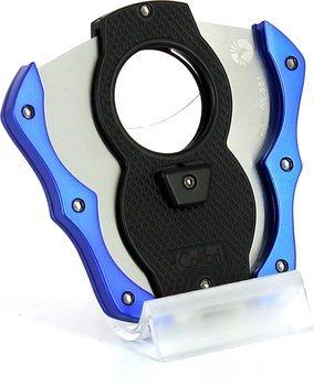 Colibri 'Monza Cut' zwart/ blauw