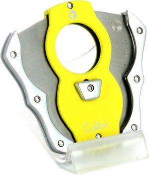 Colibri 'Cut' geel/ zilver