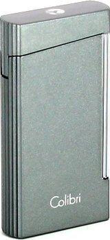 Colibri Voyager grijs metallic/ chroom gepolijst