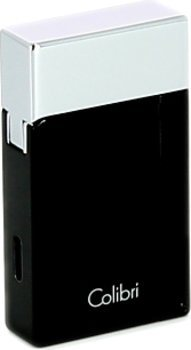 Colibri Aspire polished black / chrome