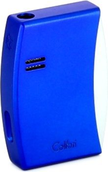 Colibri Eclipse vega polished blue / chrome