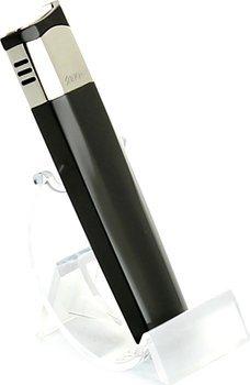 Sarome aansteker afgewerkt met diamant zwart