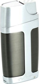Xikar Element Double Jet aansteker - roodkoper