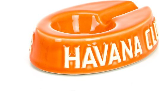 Havana Club Egoista Cendrier Orange