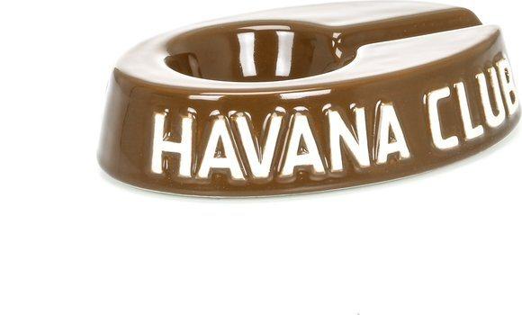 Havana Club Egoista Cendrier Marron