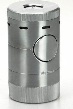 Xikar 569SL Volta Aansteker Zilver
