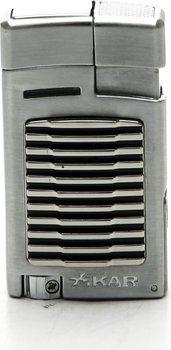 Xikar 523SL Forte Aansteker Zilver