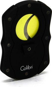 Colibri  'Cut ' Coupe-Cigare Noir / Jaune