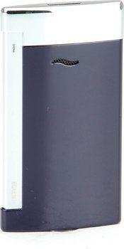 ST Dupont Slim 7 27709 - blauw en chroom
