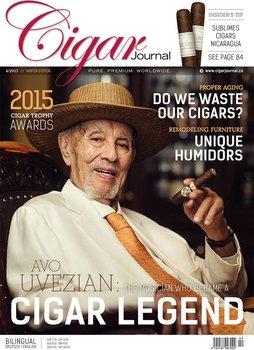 Cigar Journal Tijdschrift 04/2015
