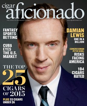 Cigar Aficionado tijdschrift FEB 16