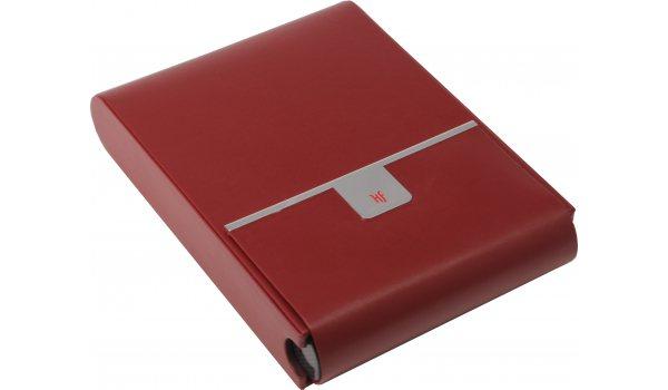 HF R Travel 10 Reis Humidor rood