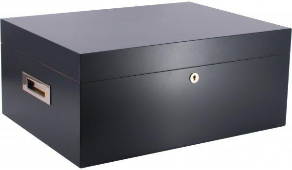 adorini Humidor Vittoria zwart - Deluxe