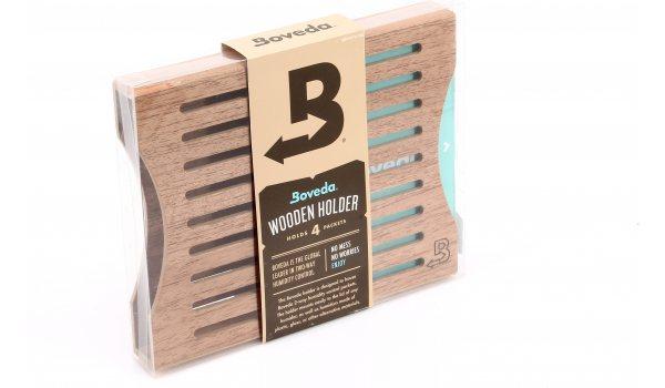 Boveda houten houder