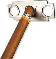 Adorini coupe-cigares format carte de crédit en acier raffiné