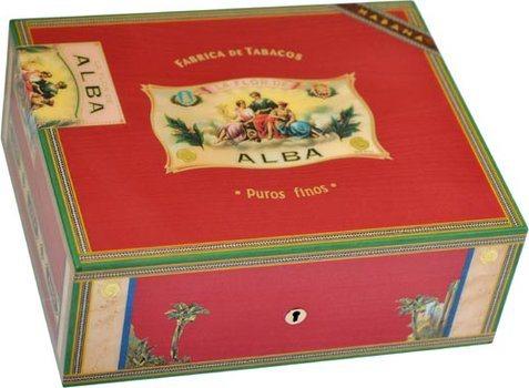 Cave Elie Bleu Flor De Alba 75 cigares Rouge