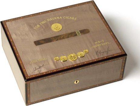 Cave Elie Bleu Gris Médaille 75 cigares