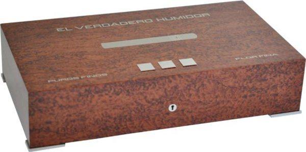 Cave Elie Bleu Nouvelle Médaille 110 cigares Bubinga