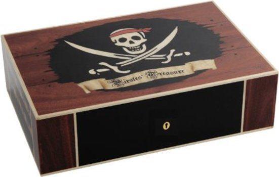 Elie Bleu Piratenschat Gelimiteerde Editie Humidor 110 Sigaren