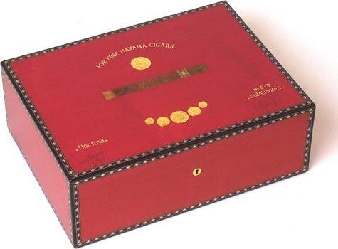 Cave Elie Bleu Médaille Rouge 75 cigares