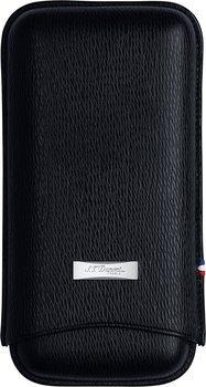 S.T. Dupont cigar case Liberté 3pc black