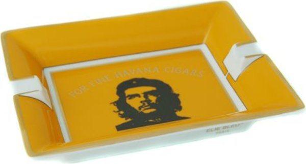 Elie Bleu Che Cendrier porcelaine jaune