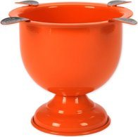 Oranje asbak, Stinky Tall Stirrup Safety
