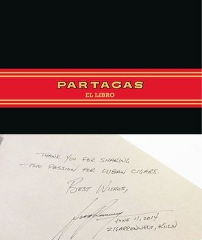 Boek: Partagás: Das Buch / Le Livre door Amir Saarony (DE / FR tweetalige uitgave)