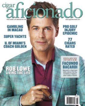 Cigar Aficionado magazine - Juli / Augustus 2014