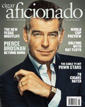 Magazine Cigar Aficionado - mai/juin 2014