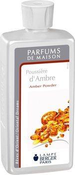Lampe Berger Parfum de Maison: Poussière d'Ambre
