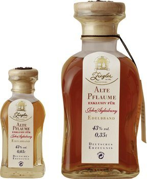 Ziegler Old Plum John Aylesbury Exclusive Brandy 350 ml
