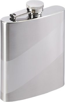 Johnny RVS Flask Chrome