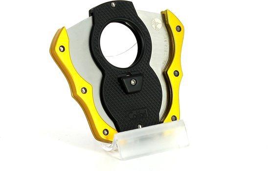 Colibri 'Monza Cut' black / yellow