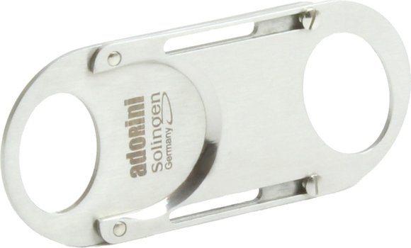 Adorini snijder (slank model) zilver - roestvrij staal