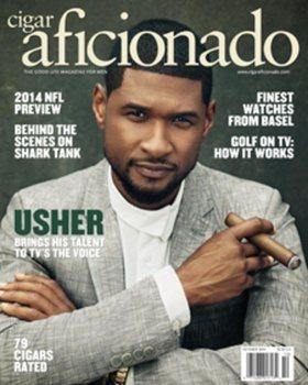 Cigar aficionado tijdschrift - September / Oktober 2014