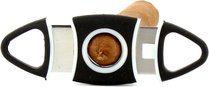 Adorini coupe-cigares oval avec coque en caoutchouc photo 100