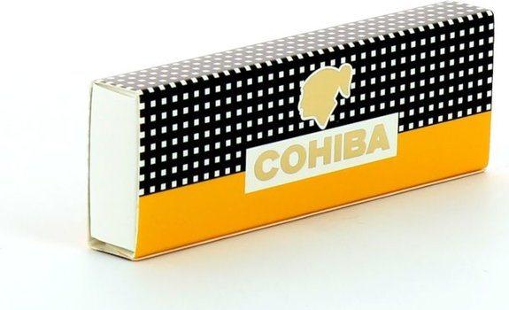 sigaar lucifers 'Cohiba