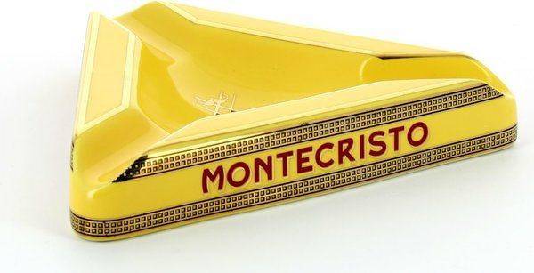 Cendrier Montecristo triangulaire