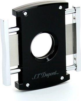 S.T.Dupont X.tend Maxijet dubbel lemmet knipper zwart