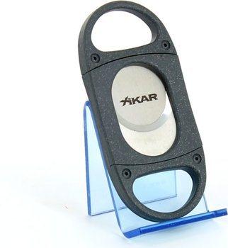 Xikar X8 dubbele knip zilver