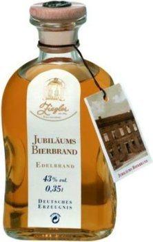 Ziegler Jubileum Bier eau de vie 0,05l