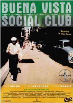 Dvd Buena Vista Social Club en allemand